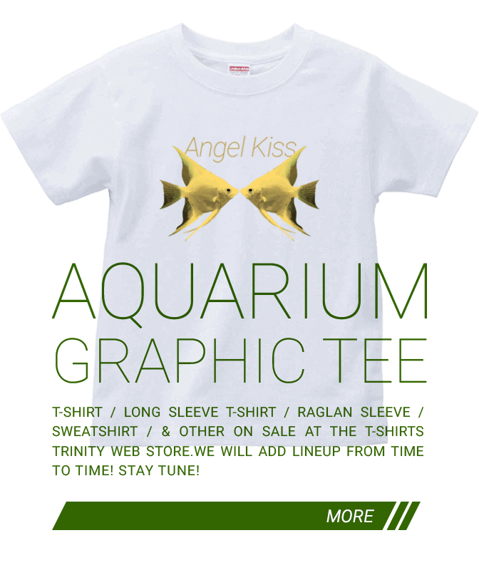 AQUARIUM GRAPHIC TEE
