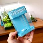 Do!aquaのCO2ミュージックグラスで水草にCO2を添加
