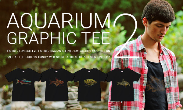 AQUARIUM GRAPHIC TEE2