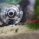 まるで魚になった気分になれる360°水中カメラ!