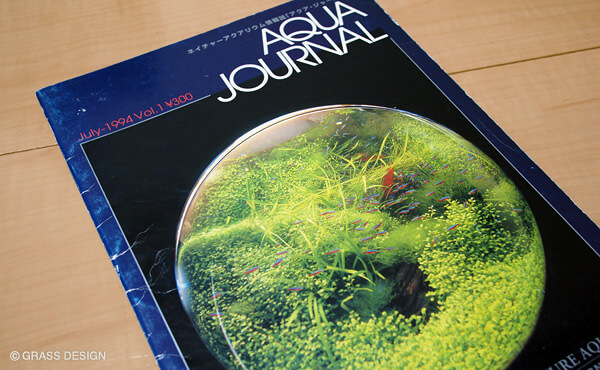 AQUA JOURNAL vol.1