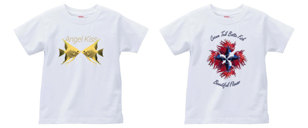 FISH-GRAPHIC Tee