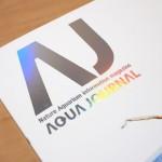 祝20周年!ADAの「AQUA JOURNAL」がロゴデザインリニューアル!