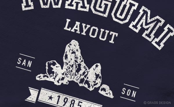 Tシャツのディティール